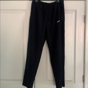Nike dry fit straight leg sweats